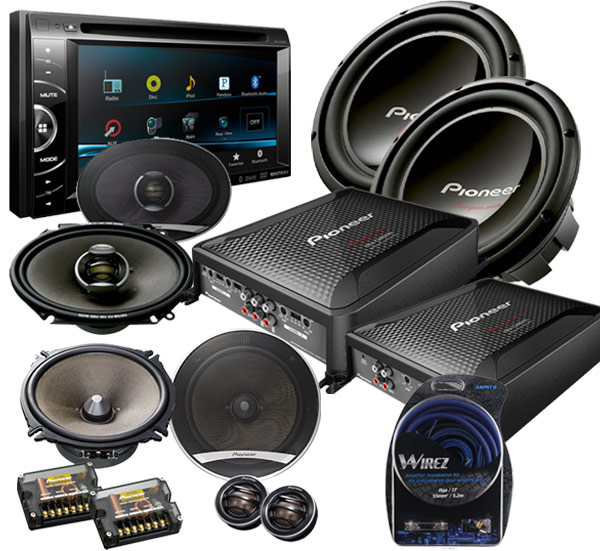 how to change car sound system
